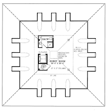 The Red Cottage Floor Plans by 5 Bedrm 4874 Sq Ft Southern House Plan 153 1187