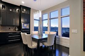 kitchen wall colors with dark cabinets that wall color in the kitchen looks great next to those dark