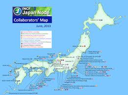 Diffusion Map Incf Japan Node Incf Japan Node