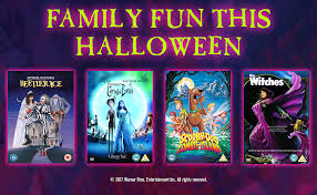 Win Four Family Halloween Movies From Warner Bros Mother Distracted