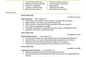Health Care Aide Resume Sample by Medical Resume Examples Medical Sample Resumes Livecareer Health