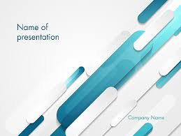 templates powerpoint abstract abstract blue grey geometric tech powerpoint template backgrounds