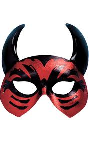 venetian devil mask jokers masquerade