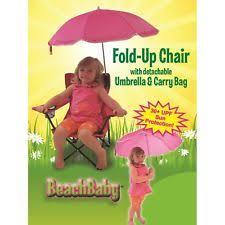 Sports Chair With Umbrella Kids Modern Beach Baby Kids Umbrella Camp Chair Pink Rc748 Ebay