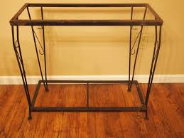 What To Put On End Tables by What To Do With An Old Fish Tank Stand U2013 From Trash To Treasure