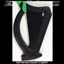 ornament peat harp