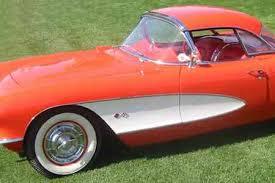 56 corvette stingray 1956 c1 corvette guide overview specs vin info