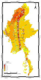 New York City Zoning Map by What Happened To Seismic Zones Seismic Zones Map Usa United