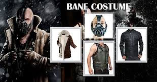 bane costume bane costume mask and merchandise do it like a cosplayer