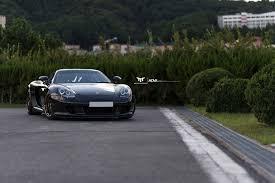 porsche oem wheels porsche carrera gt adv05c track spec cs matte black