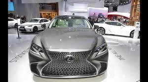 lexus ls 500 heads up display 2018 lexus ls 500 showcased at 2017 frankfurt motorshow interior