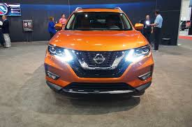 2017 nissan rogue exterior 2017 nissan rogue heads to dealers with 24 760 starting price