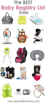 baby registrys best 25 baby registry items ideas on baby items list