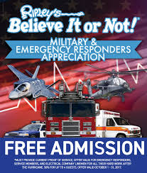 military discount halloween horror nights ripley u0027s believe it or not orlando fl