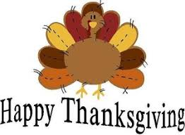 hcca office closed thanksgiving