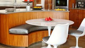 practical and beautiful kitchen island designs with seating bench