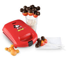 cake pop maker disney mickey mouse cake pop maker everythingkitchens