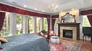 beautiful master bedrooms with fireplaces youtube