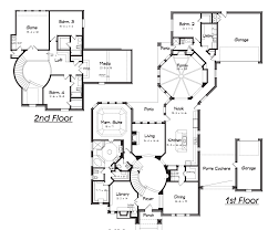 2nd Floor Plan Design Awesome Small Luxury House Plans And Designs Ideas Home