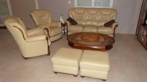 canapé cuir 7 places achetez salon cuir 7 places occasion annonce vente à yutz 57