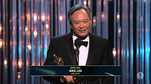 ang lee winning the oscar for directing