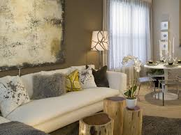 Brown Themed Living Room by Nice Natural Living Rooms Nature Inspired Living Room Living Room