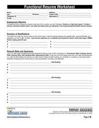Free Printable Resume Templates Blank Free Printable Blank Resume Forms Http Www Resumecareer Info
