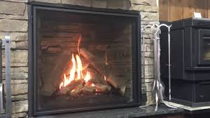 enviro q4 gas fireplace youtube