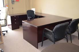U Shape Office Desk by Cherryman Jade U Shape Mahogany Office Furniture Warehouse