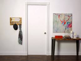 Interior Door Colors by Colorfully Behr Two Tone Accent Door