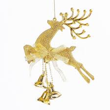 popular christmas ornaments reindeer buy cheap christmas ornaments