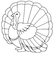 coloring pages of turkeys free printable turkey coloring pages for kids