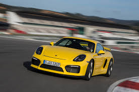 Porsche Boxster Yellow - gt4 engined porsche boxster spyder confirmed for 2015 launch