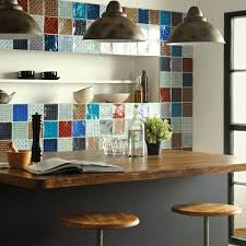 Contemporary  Modern Kitchen Tile Ideas - Kitchen wall tile designs