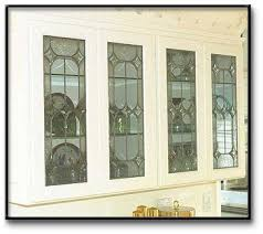 Best Stained Glass Kitchen Cabinets Images On Pinterest - Leaded glass kitchen cabinets