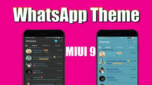themes android paling bagus top 5 themes for miui 9 with whatsapp module whatsapp theme youtube