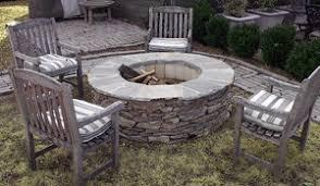 Outdoor Firepit Age Outdoor Pit Kit Station Landscape