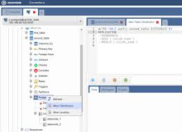 Postgresql Alter Table Add Column Postgres Xl With Omnidb
