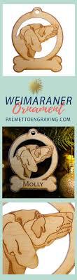 weimaraner ornament weimaraner memorial weimaraner and ornament