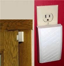 Interior Door Alarms Door Alarm With Remote Alzheimer S Door Alarm Alzstore
