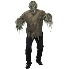 Halloween Monster Costumes by Swamp Monster Costume Buycostumes Com