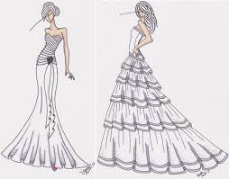 victorian dress sketch photos fashion belief super awsome