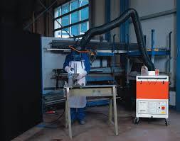 welding ventilation system filtermaster mobile filter mobile filter fume filter