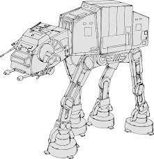 Star Wars AtAt · Free vector graphic on Pixabay