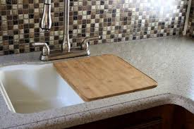 Kitchen Sink Cover Compare Camco Rv Wooden Vs Camco Sink Mate Etrailer