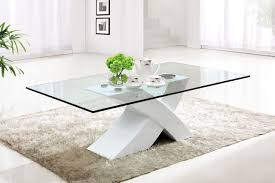 round glass coffee table metal base this is better for the