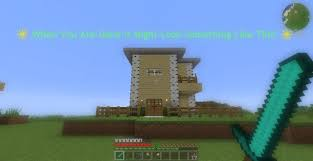 Coolhouse Com How To Build A Cool House Minecraft Blog