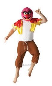 sesame street halloween costumes adults mens animal muppets sesame street book week fancy dress costume