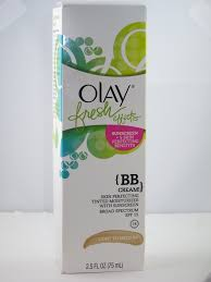 Olay Bb olay fresh effects bb skin perfecting tinted moisturizer