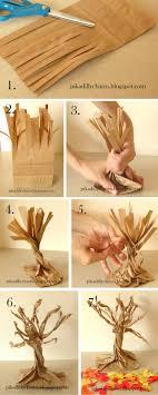 pikadilly charm paper bag fall tree